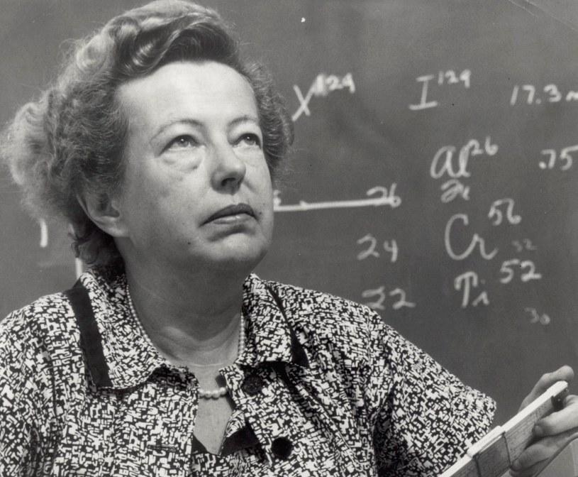 Maria Goeppert-Mayer, amerykańska fizyk urodzona wKatowicach /ENERGY. GOV –HD. 3A 050, Wikimedia Commons /materiały prasowe
