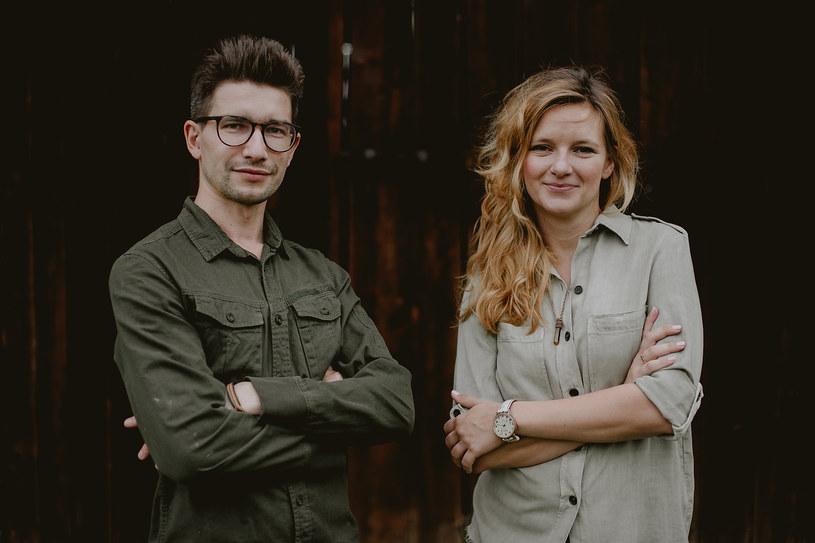 Maria Hawranek i Szymon Opryszek /Piotr Sionko /