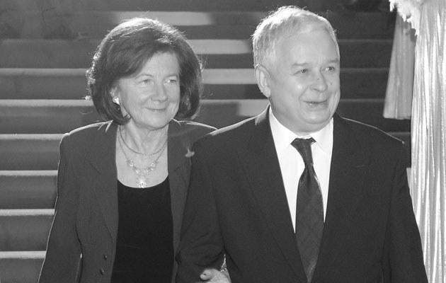 Maria i Lech Kaczyńscy  /MWMedia