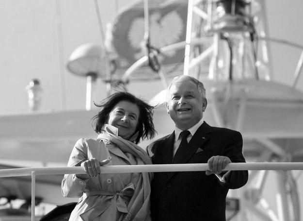 Maria i Lech Kaczyńscy zginęli 10 kwietnia w katastrofie prezydenckiego samolotu / fot. L. Ostalski