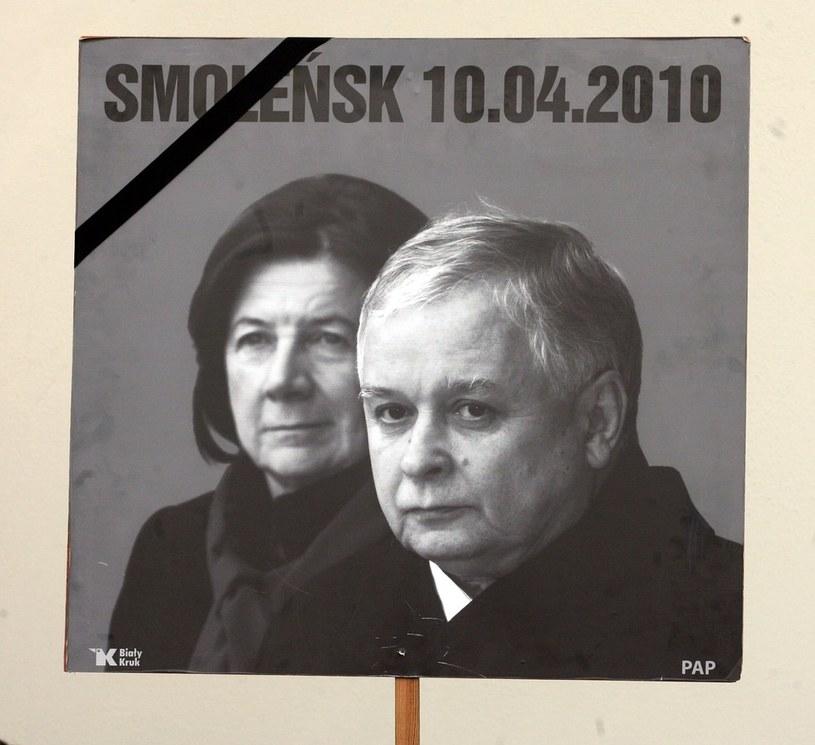 Maria i Lech Kaczyńscy /Artur Barbarowski /East News
