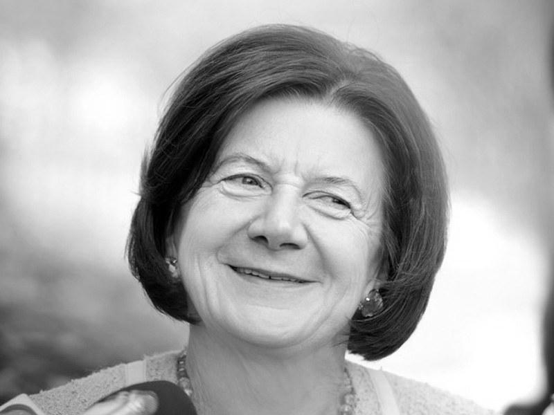 Maria Kaczyńska  /AKPA