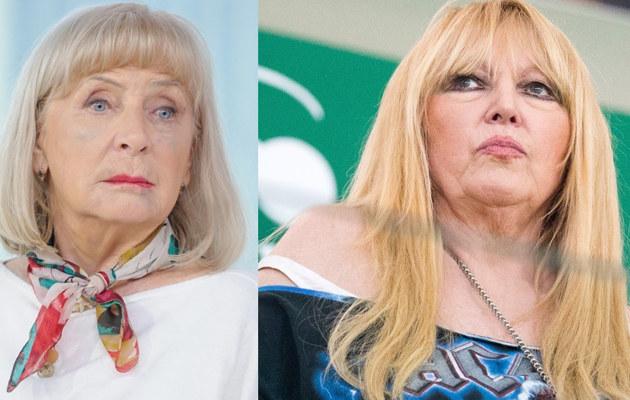 Maria Kiszczak i Maryla Rodowicz /- /East News