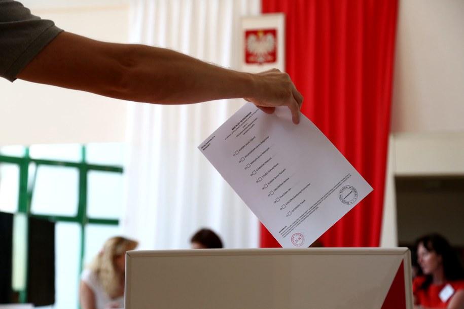 Maria Koc zdobyła 58,35 proc. głosów - wynika z danych PKW /Tomasz Gzell /PAP
