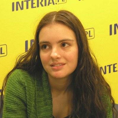Maria Niklińska, fot. INTERIA.PL /INTERIA.PL