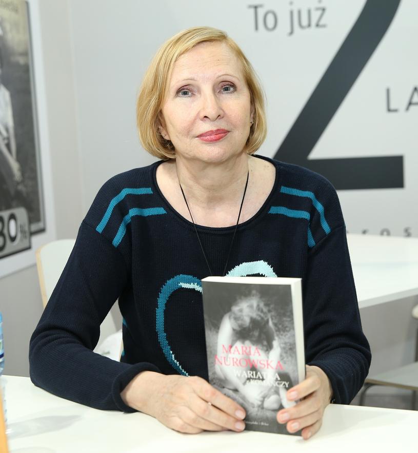 Maria Nurowska /Damian Klamka /East News