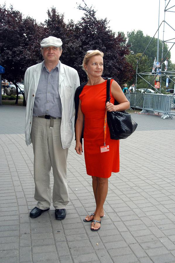 Maria Pakulnis i Krzysztof Zaleski /Mikulski /AKPA