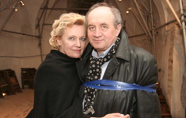 Maria Pakulnis, Krzysztof Zaleski /fot. Kurkowska  /AKPA