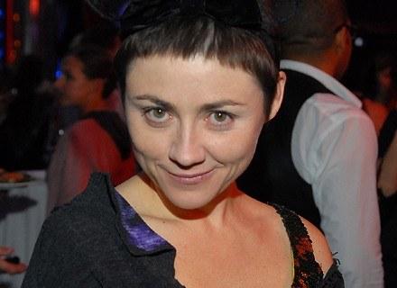 Maria Peszek fot. Andrzej Szilagyi /MWMedia