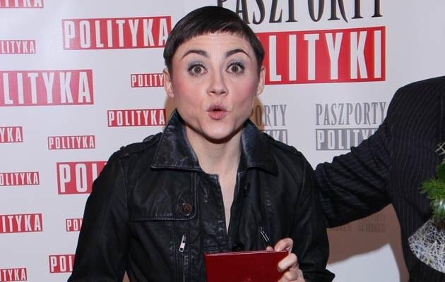 Maria Peszek /fot.Paweł Przybyszewski  /MWMedia