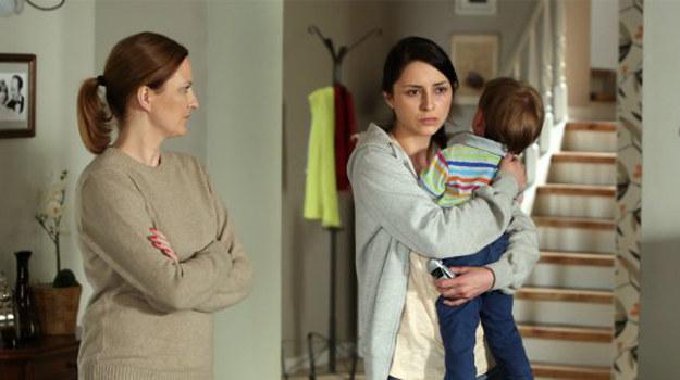 Maria pomaga Weronice. Cierpi na tym Marek... /www.barwyszczescia.tvp.pl/