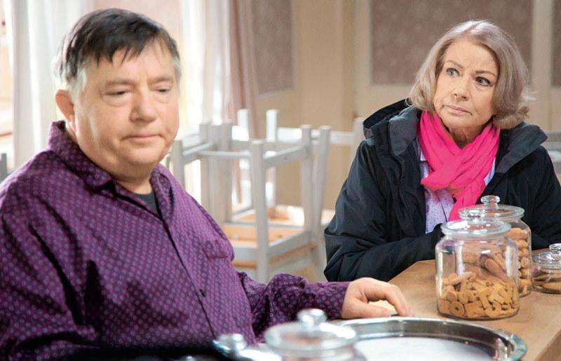 Maria poprosi Włodka, by wyprowadził się z ich mieszkania /Świat Seriali