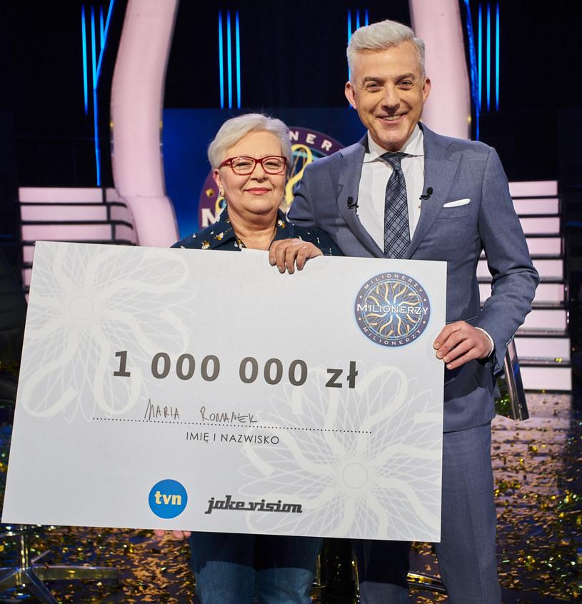 Maria Romanek Wygrała Milion W Programie Milionerzy Internauci