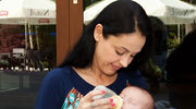 Maria Rotkiel pokazała syna!
