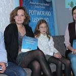 Maria Seweryn na premierze książki. Nie przejmuje się skandalem!