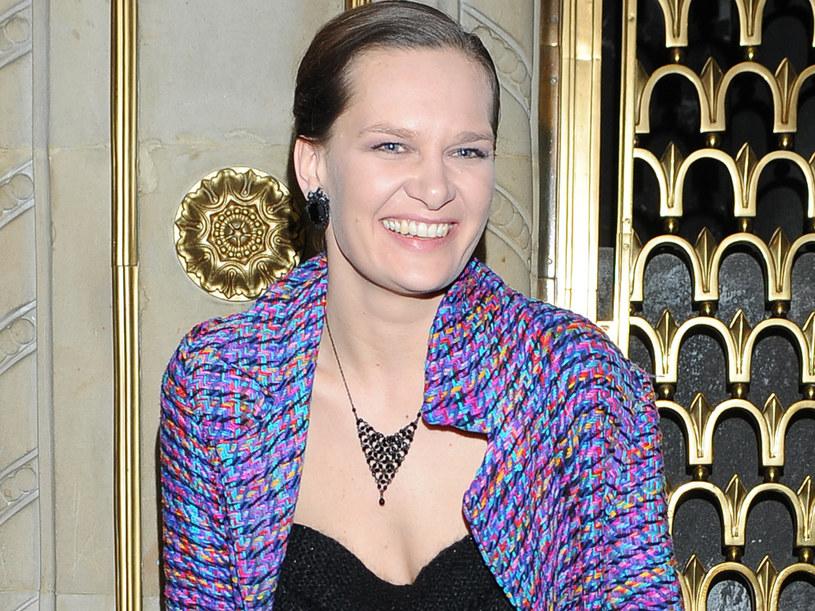 Maria Seweryn - w wolnych chwilach powierniczka i terapeutka dla przyjaciół i znajomych  /Andras Szilagyi /MWMedia