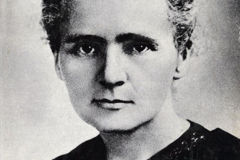 Maria Skłodowska-Curie była jedną z nielicznych wówczas studiujących kobiet /FoKa /Agencja FORUM