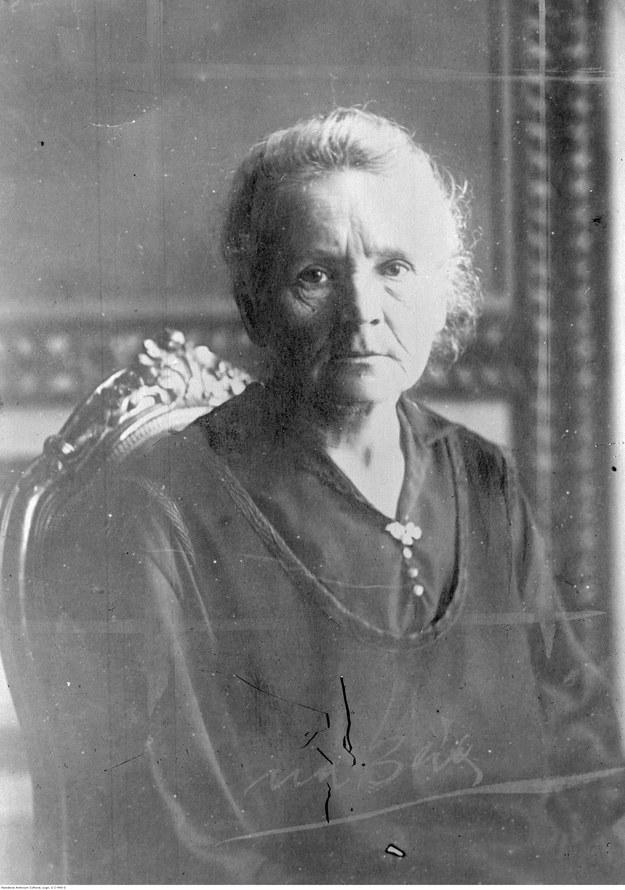 Maria Skłodowska-Curie, fizyk, chemik, laureatka Nagrody Nobla - najsłynniejsza absolwentka Uniwersytetu Latającego /Z archiwum Narodowego Archiwum Cyfrowego