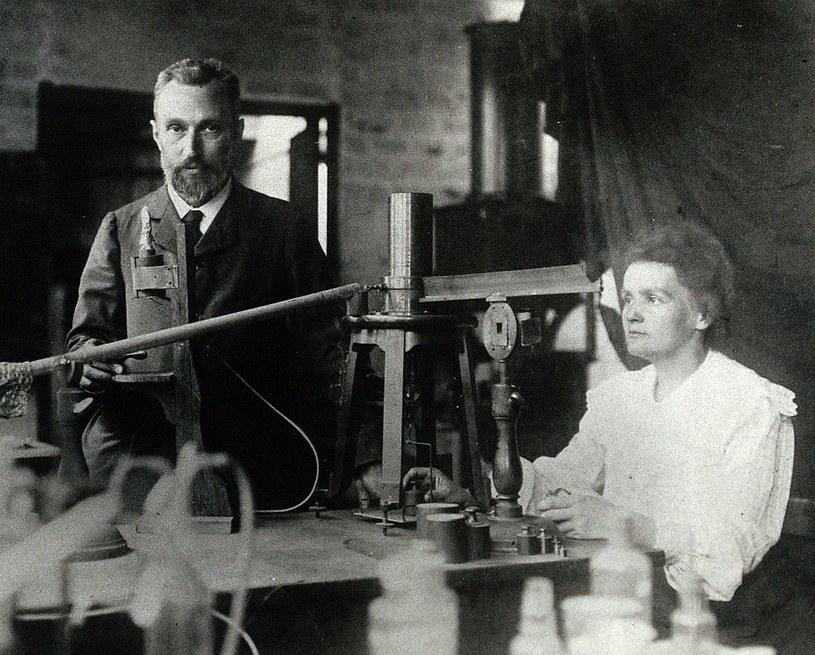 Maria Skłodowska-Curie /materiały prasowe
