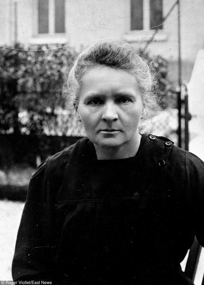 Maria Skłodowska-Curie /Collection Roger-Viollet /East News