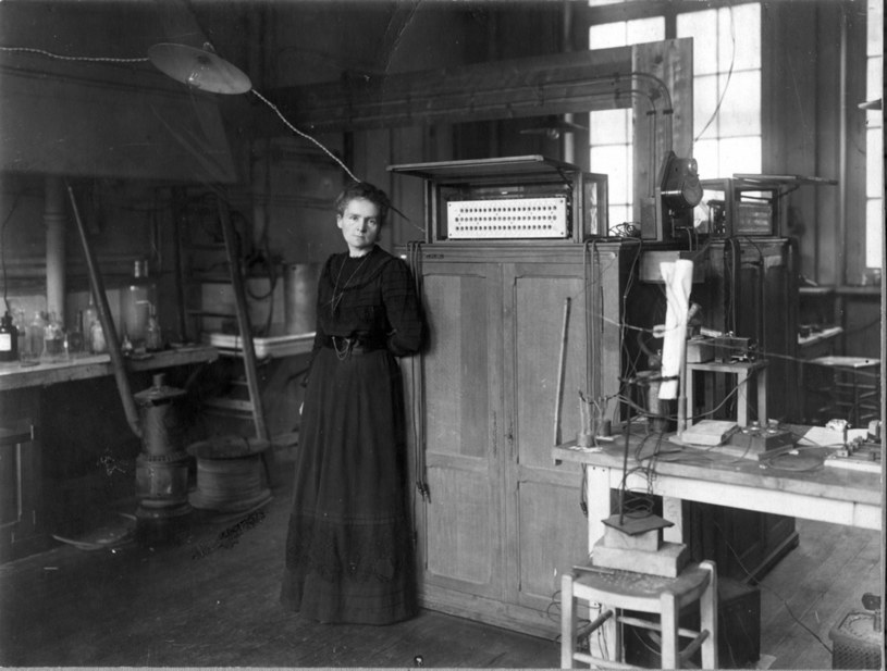 Maria Skłodowska-Curie /Public Domain / mediadrumworld.c /East News