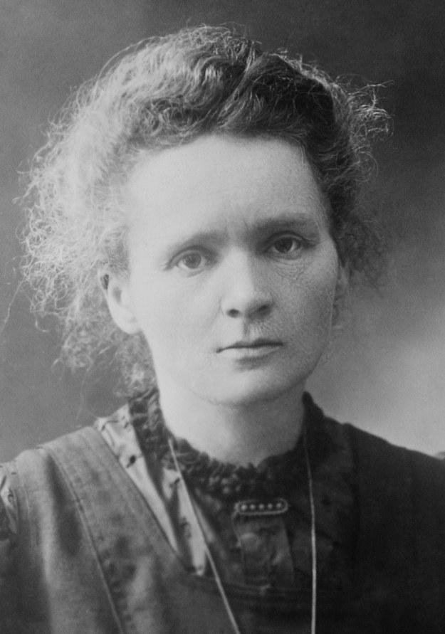 Maria Skłodowska- Curie /Archive Pics / Alamy Stock Photo /PAP