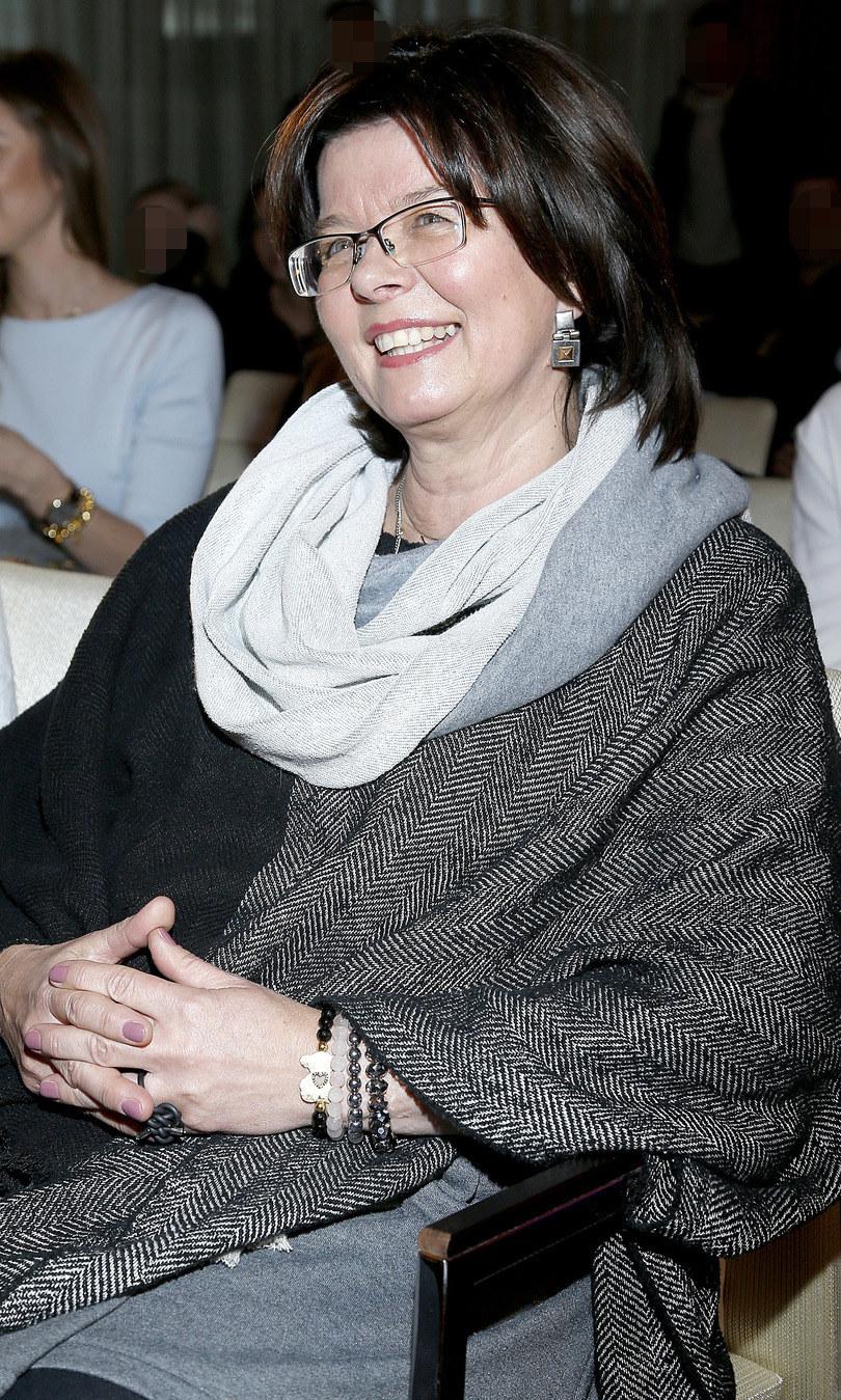 Maria Stachurska, mama Anny Lewandowskiej /Krzemiński Jordan /AKPA