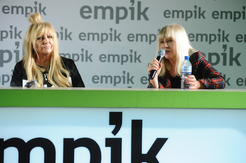 Maria Szabłowska i Maryla Rodowicz /VIPHOTO /East News