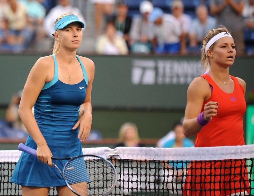 Maria Szarapowa i Maria Kirilenko /AFP