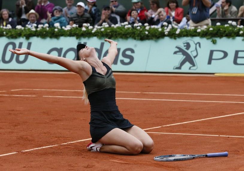 Maria Szarapowa /. /AFP