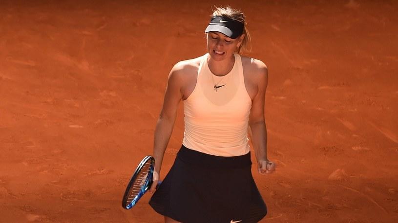 Maria Szarapowa /Eurosport