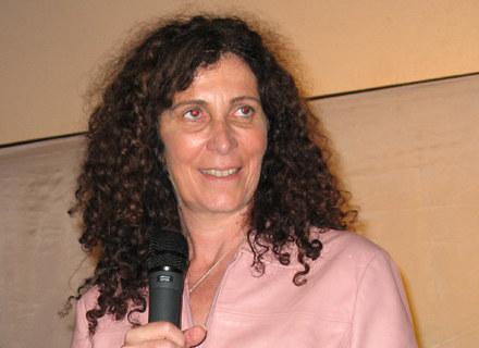 María Victoria Menis na spotkaniu z publicznością w Zwierzyńcu /INTERIA.PL