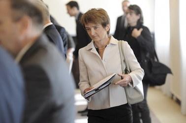 Maria Wasiak przekazała półmilionową odprawę na cele charytatywne