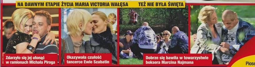 Maria Wiktoria skończyła z imprezowym życiem! /- /Twoje Imperium