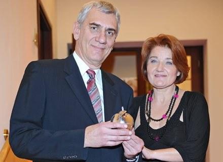 Maria Winiarska i Wiktor Zborowski, fot. Andrzej Szilagyi /MWMedia