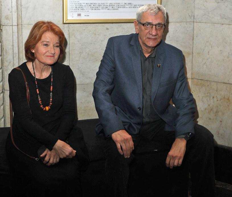 Maria Winiarska i Wiktor Zborowski /Piotr Molecki /East News