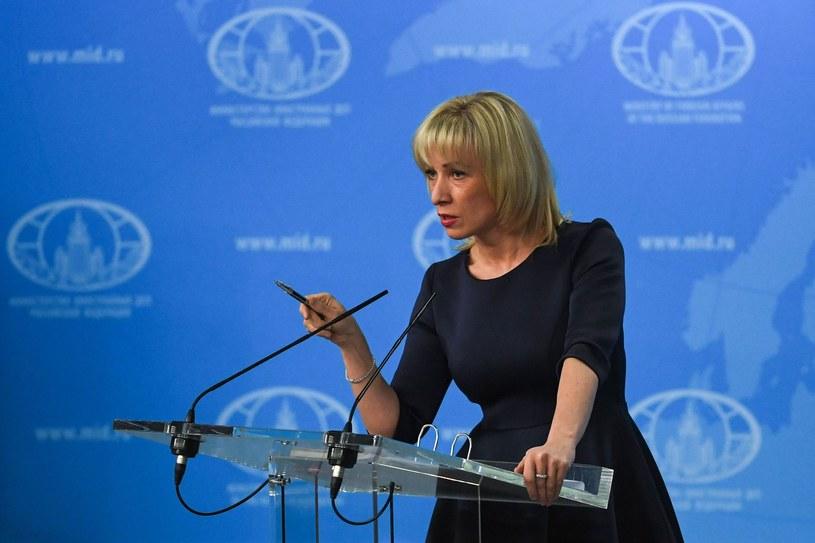 Maria Zacharowa /Yuri Kadobnov /AFP