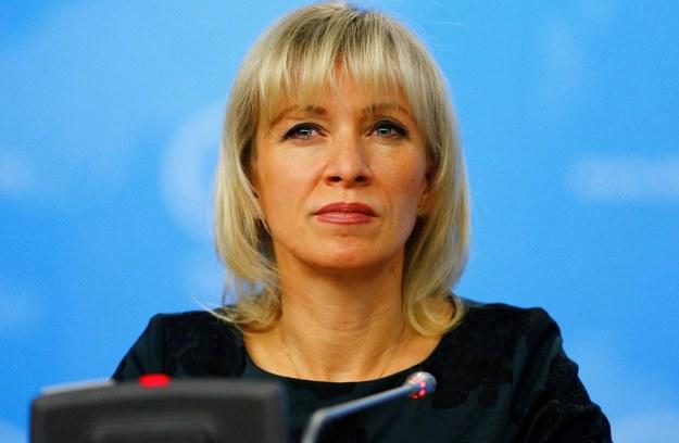 Maria Zacharowa /AA/ABACA /PAP/EPA