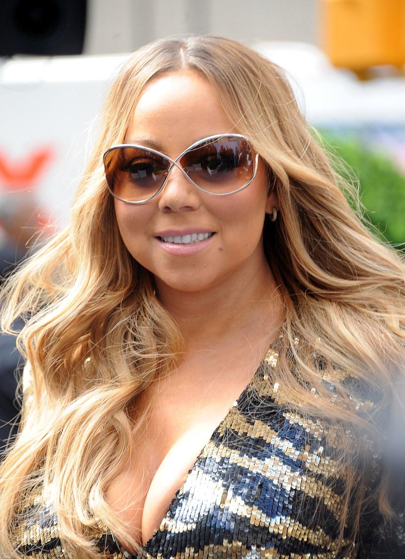 Mariah Carey, 2016 rok /Brad Barket /Getty Images