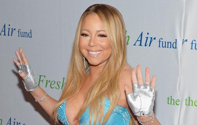 Mariah Carey bardzo kocha swoje psy /Mike Coppola /Getty Images