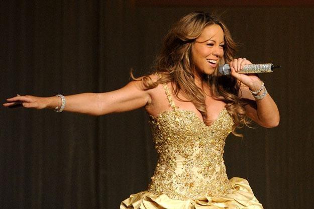 Mariah Carey chciała wrócić do wagi sprzed ciąży fot. Jason Merritt /Getty Images/Flash Press Media