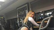 Mariah Carey ćwiczy... w szpilkach