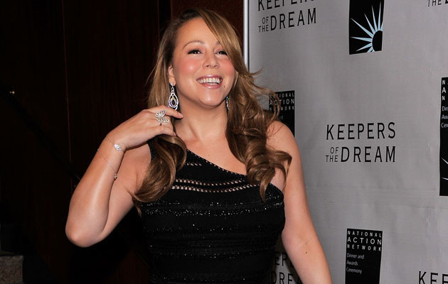 Mariah Carey, fot. Jemal Countess   /Getty Images/Flash Press Media