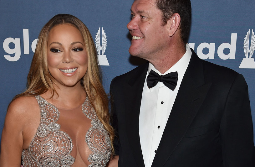 Mariah Carey i James Packer nie są już parą /Dimitrios Kambouris /Getty Images