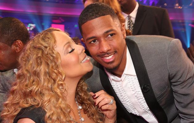 Mariah Carey i Nick Cannon chcą się rozwieść! /Christopher Polk /Getty Images