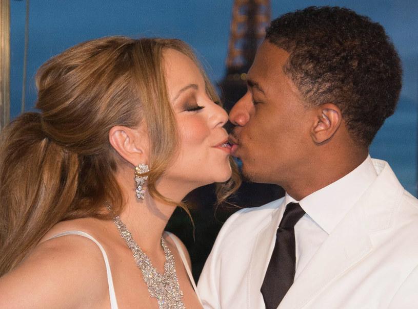 Mariah Carey i Nick Cannon niedawno się rozwiedli /Pascal Le Segretain /Getty Images