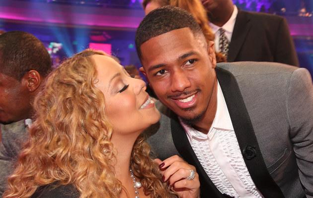 Mariah Carey i Nick Cannon rozwodzą się! /Christopher Polk /Getty Images