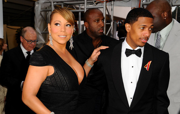 Mariah Carey i Nick Cannon są w separacji! /Michael Caulfield /Getty Images