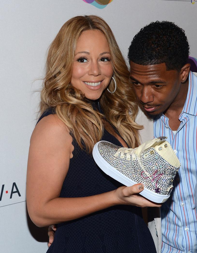 Mariah Carey i Nick Cannon /Jason Kempin /Getty Images