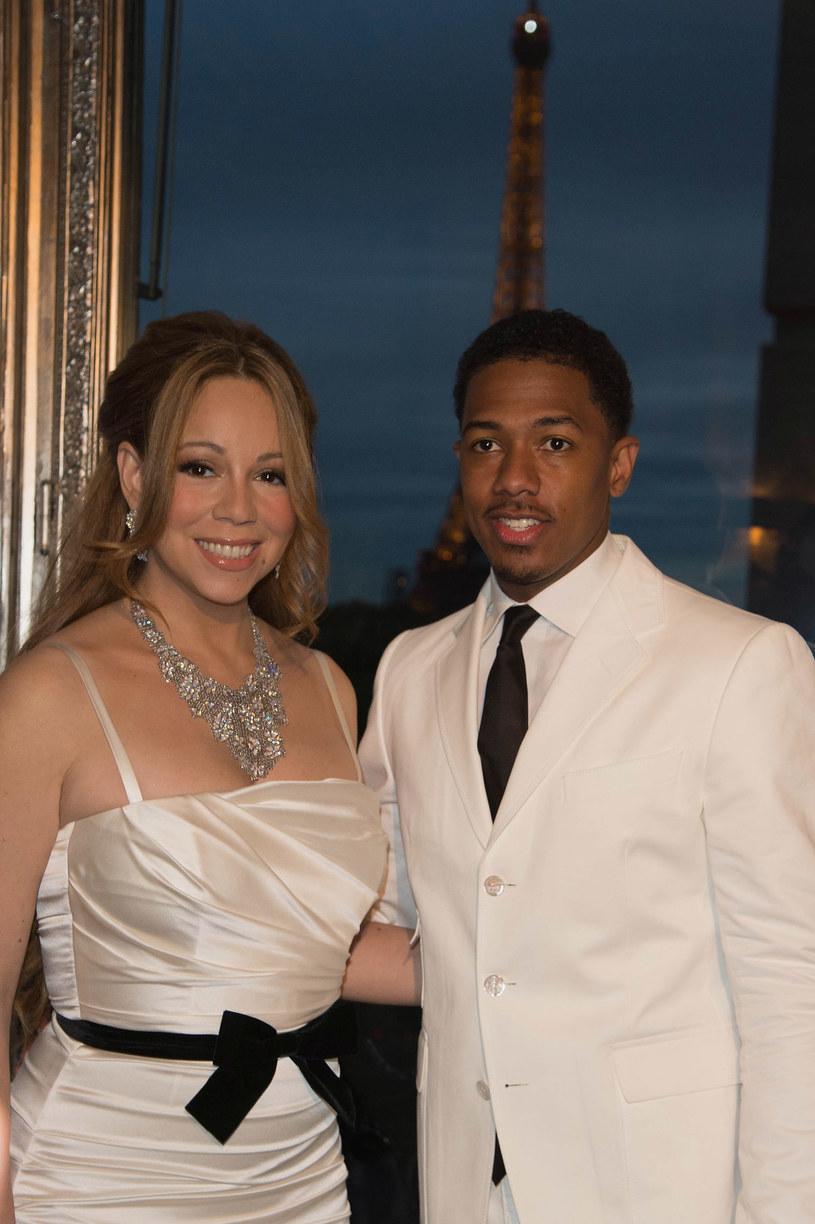 Mariah Carey i Nick Cannon /Pascal Le Segretain /Getty Images